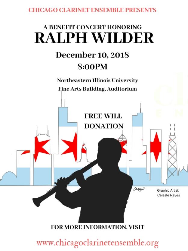 Ralph Wilder Benefit Concert